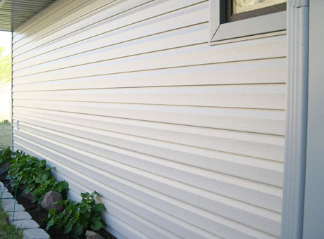 Siding Seamless Steel