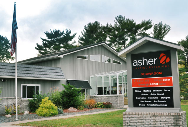Asher HQ