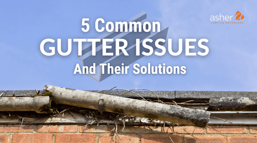 Gutter issues cover image