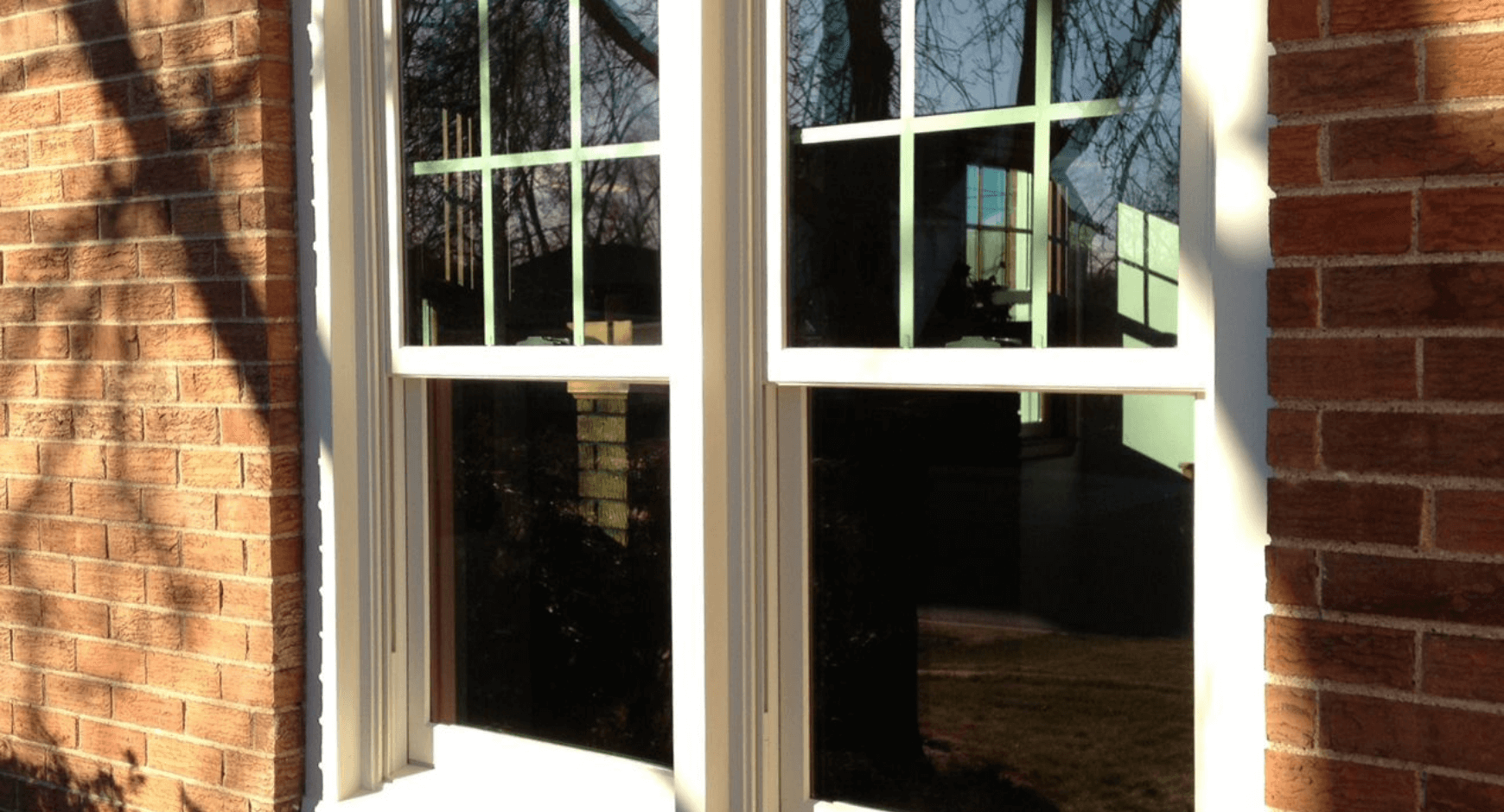 Image of double hung windows