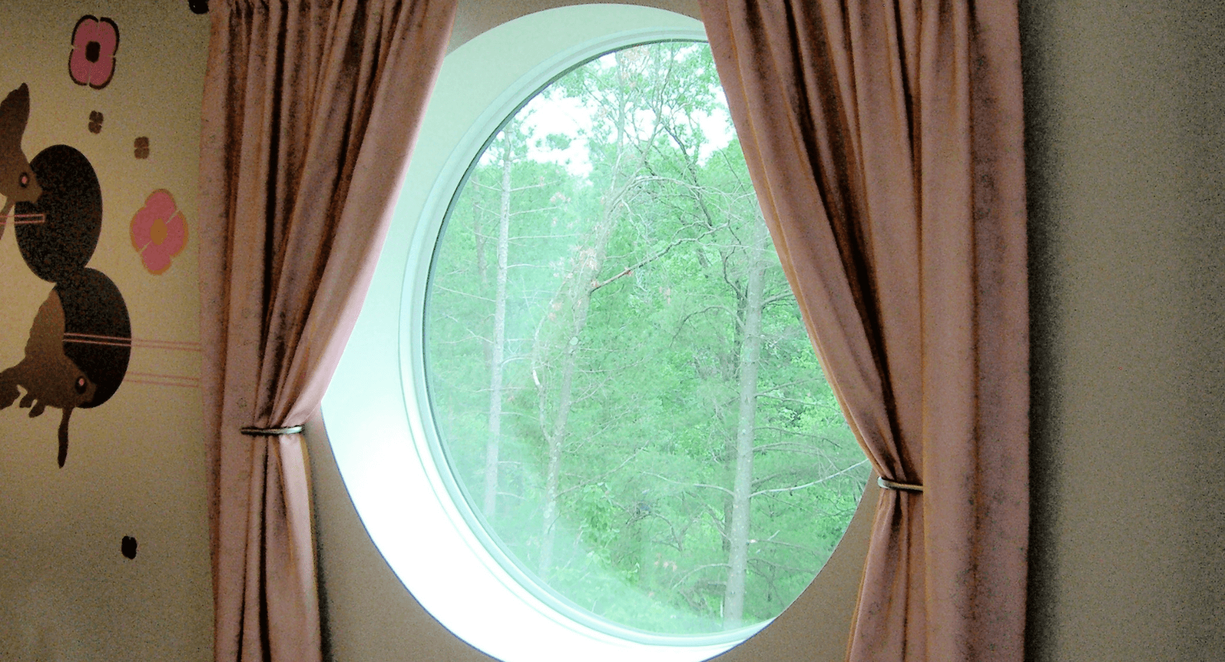 Image of a small window